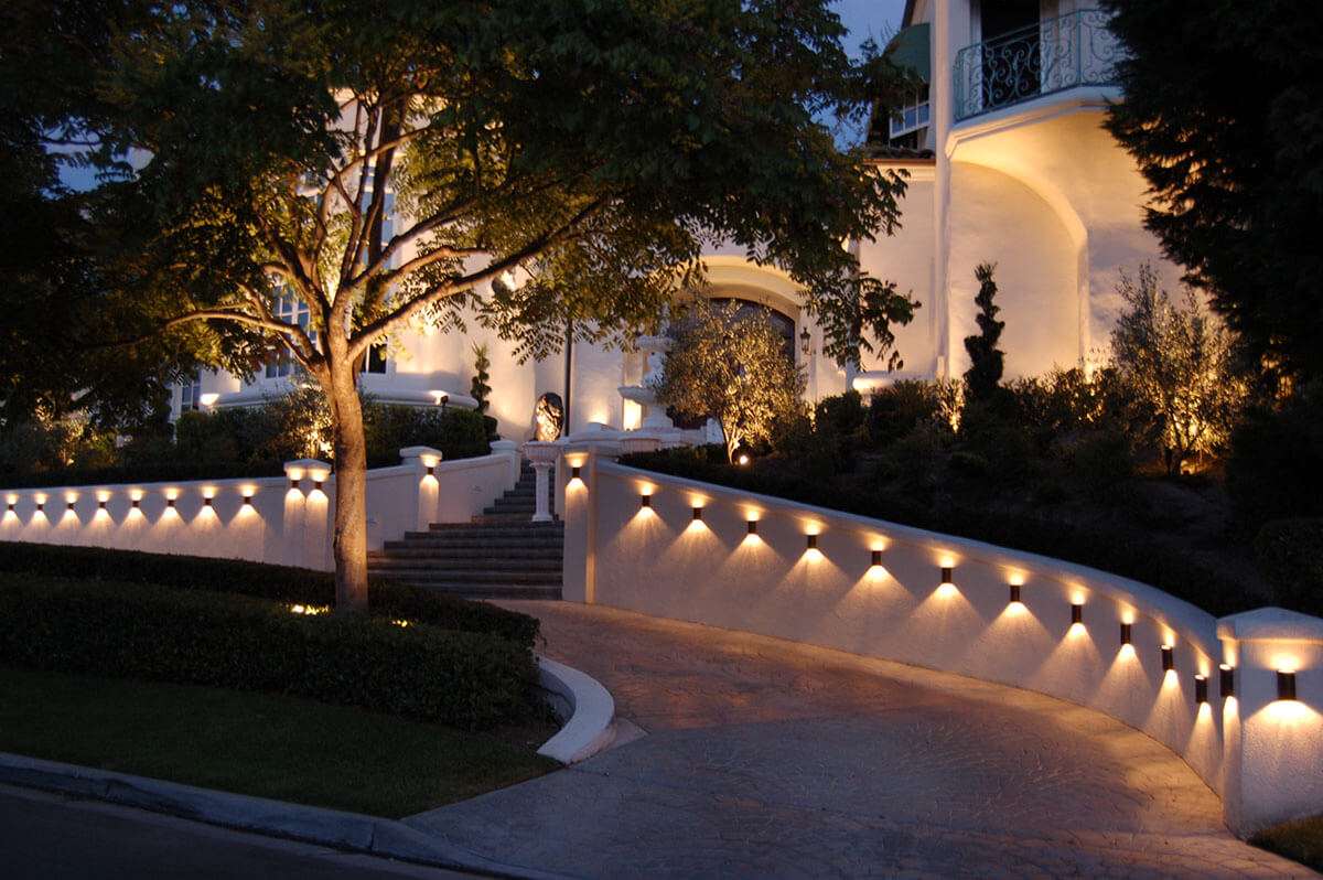 LED Landscape Lighting-Carrollton TX Professional Landscapers & Outdoor Living Designs-We offer Landscape Design, Outdoor Patios & Pergolas, Outdoor Living Spaces, Stonescapes, Residential & Commercial Landscaping, Irrigation Installation & Repairs, Drainage Systems, Landscape Lighting, Outdoor Living Spaces, Tree Service, Lawn Service, and more.