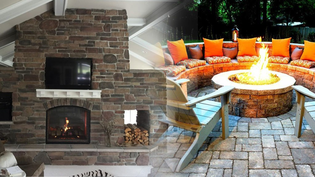 Outdoor Fireplaces & Fire Pits-Carrollton TX Professional Landscapers & Outdoor Living Designs-We offer Landscape Design, Outdoor Patios & Pergolas, Outdoor Living Spaces, Stonescapes, Residential & Commercial Landscaping, Irrigation Installation & Repairs, Drainage Systems, Landscape Lighting, Outdoor Living Spaces, Tree Service, Lawn Service, and more.