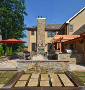 Residential Outdoor Living Spaces-Carrollton TX Professional Landscapers & Outdoor Living Designs-We offer Landscape Design, Outdoor Patios & Pergolas, Outdoor Living Spaces, Stonescapes, Residential & Commercial Landscaping, Irrigation Installation & Repairs, Drainage Systems, Landscape Lighting, Outdoor Living Spaces, Tree Service, Lawn Service, and more.